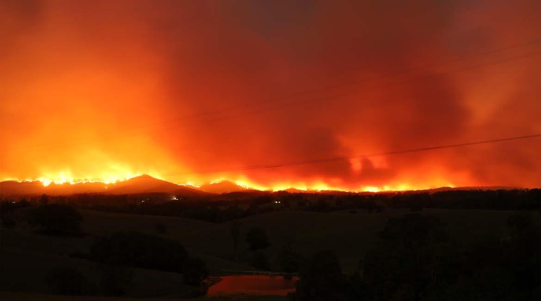 incendios en Australia 2019 - 2020