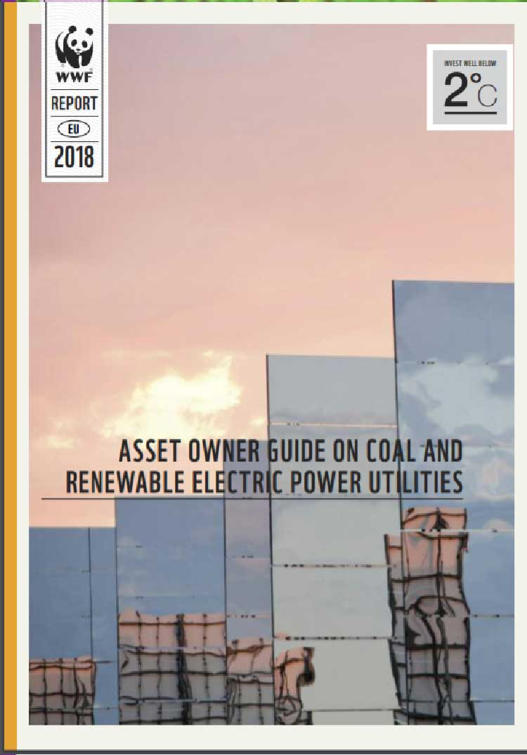 Asset owner guide on coal and renewable electric power utilities 2018