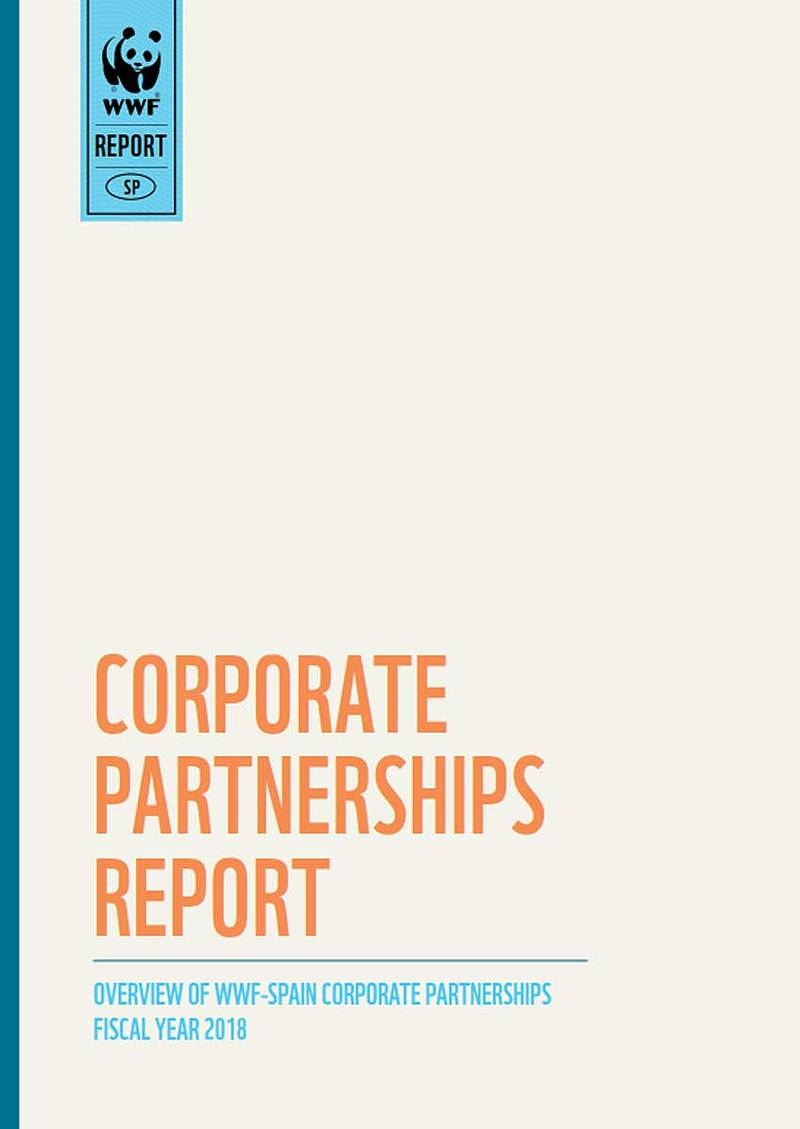 Corporate Partnership Report Year 2018