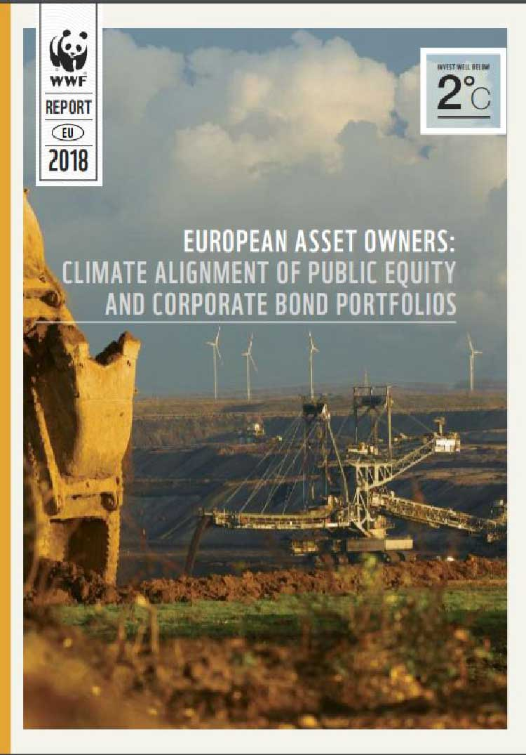 European Assets Owners: Climate alignment of public equity and corporate bond portfolios